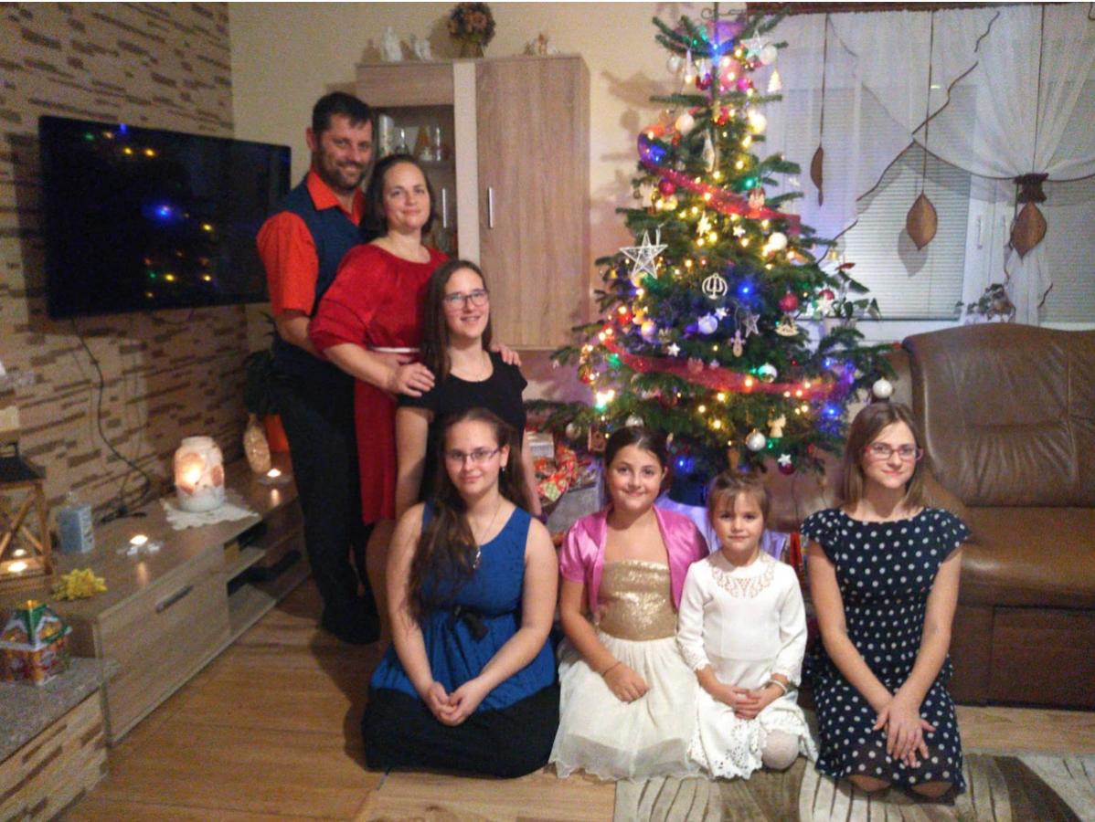 Rodina Kovalčíková