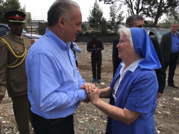 sestra Mary Killeen
