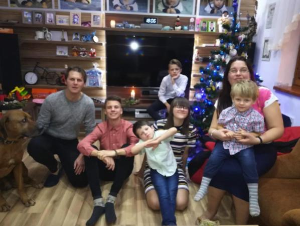 Rodina Chorvátová