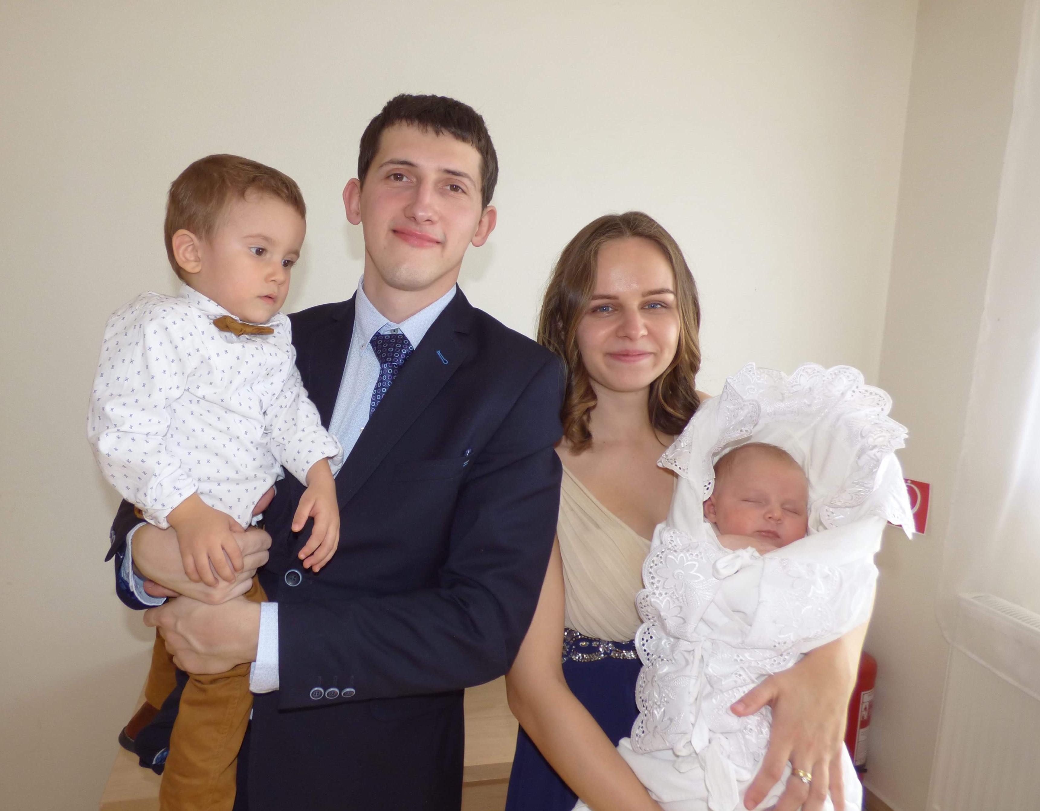 Rodina Forgáčová